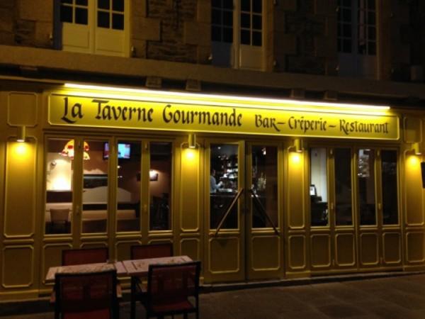 La taverne Gourmande